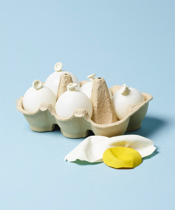 Broken Egg by Michael Hedge