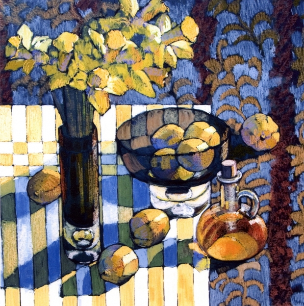 Ann Wilkinson PS,  Still Life with Daffodils