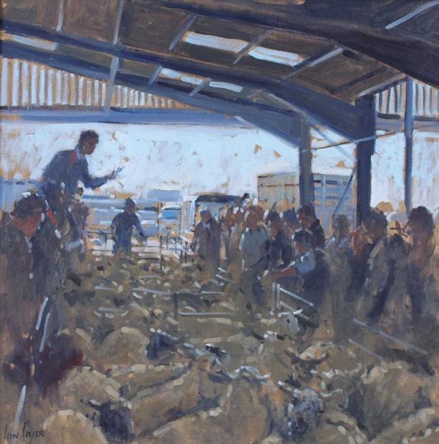 Cryer-Ian-Sedgemoor-Sheep-Auction