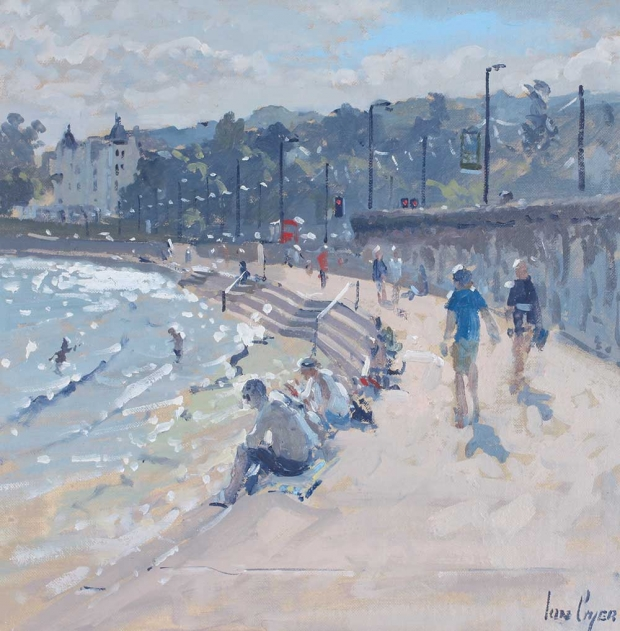 Ian Cryer, Seafront-Torquay