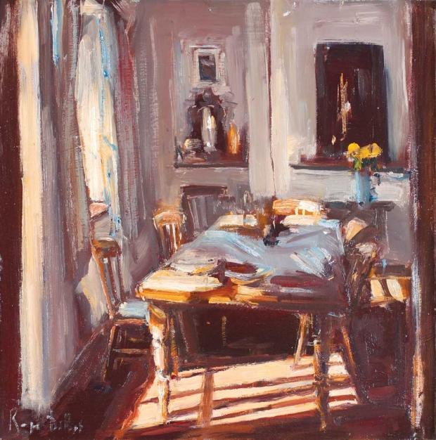 Roger Dellar Barbaras-table
