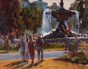 Dellar_Roger_Victoria Fountain Steine Gardens Brighton.jpg