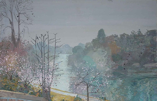 Ruth Stage NEAC The Thames at Richmond