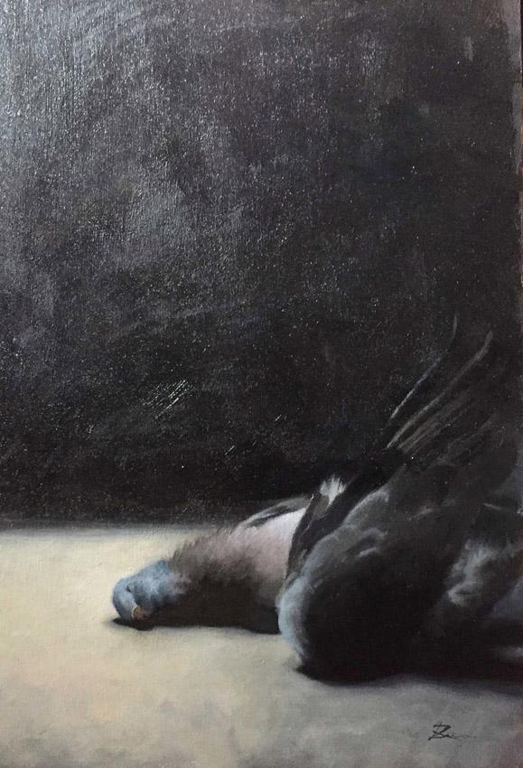 Lizet Dingemans, Fallen Dove