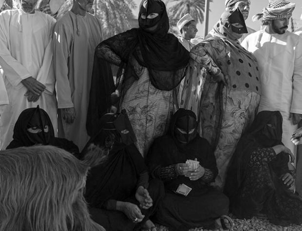 Piers Golden_Bedouin Women livestock traders