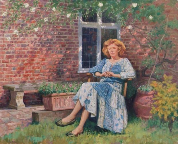 James Horton, Lady Cathy Lauterpacht