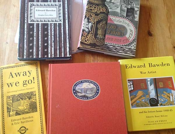 New English Art Club Annual Lecture Edward Bawden and Eric Ravilious