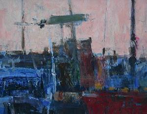 Nick Tidnam, Harbour