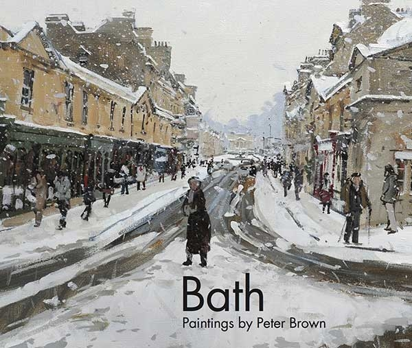 Peter Brown Bath Book Mall Galleries