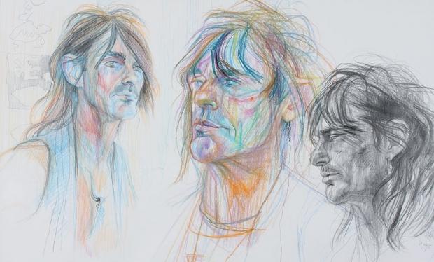 Susan Relph, Ian-Alfred-Montlake-3-studies