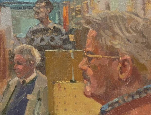Richard Price, B,D., R.M., and D.C. ROI Painting Event 2013 sq.jpg