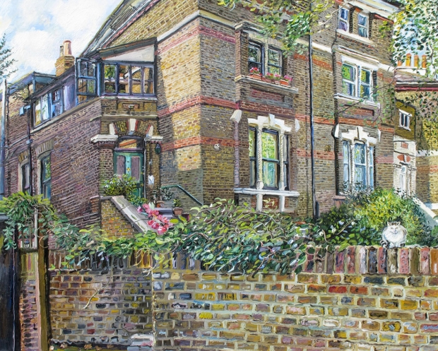 Scott-Miller-Sunlight on an Islington House.jpg