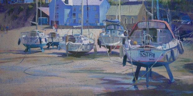 Smith-Elizabeth-Low Tide, Tenby.jpg