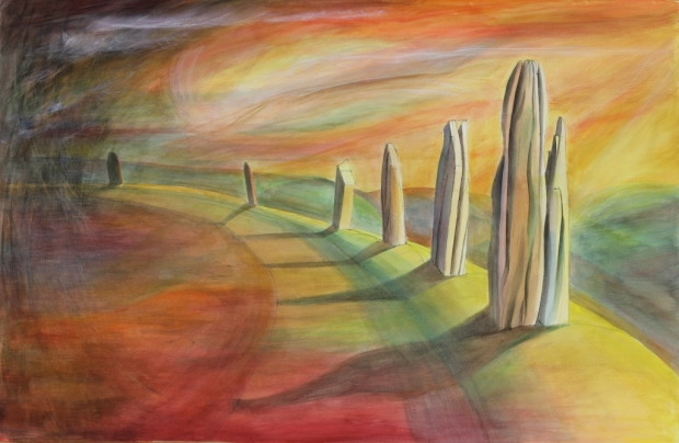 Sorrell-Julia-The Ring of Brodgar,  Orkney