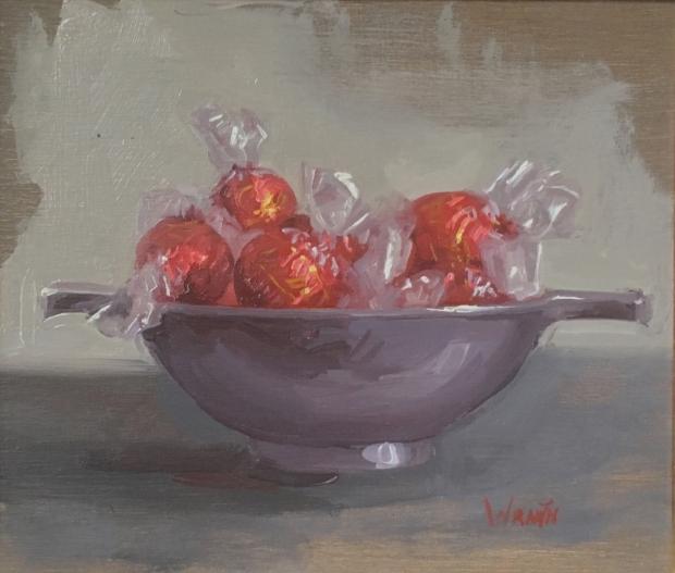 Chocolates by Robbie Wraith RP