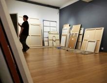 Royal Estates Oman Art Consultancy Project