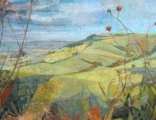 Tessa Coleman NEAC, Eggardon Hill