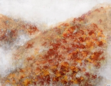 Taeko Tani, Autumn Coloured (detail)