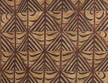 Tapa, bark cloth from Samoa, South Pacific