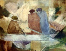 Victoria Gamberoni, Fishermen, Luxor
