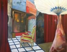 William Allen, Untitled Play, Morocco