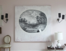 Desire and Longing Series by Sue Williams A'Court Interior Designers Art Commissions