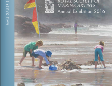 Royal Society of Marine Artists Catalogue 2016