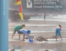 Royal Society of Marine Artists Catalogue 2016
