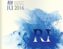 Royal Institute of Painters in Water Colours Exhibition 2016