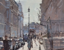 Benjamin Hope, Whitehall Place Late Winter