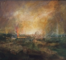 Annie Boisseau Fire at Ally Pally.jpg
