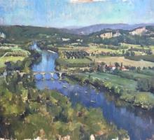 Boggis-Rolfe-Alice-Canoes-on-the-Dordogne.jpg