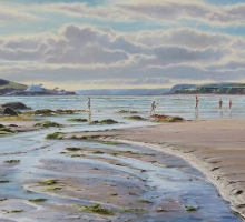 Bantham Beach by Duncan Palmar