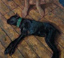 Timko-Bernadett-Lazy-Boy-Study-of-Max-II-.jpg