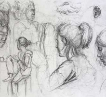 'Study 1' by Martin Karpisz
