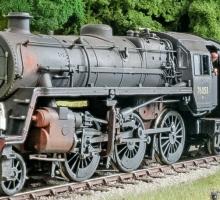 Nick Richardson, model railway