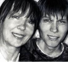 ARINA Gordienko, Family