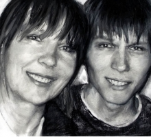 ARINA Gordienko, Family.jpg