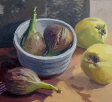 Figs & Quinces, Chris Aggs RBA