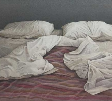 Lillias August Unmade Bed III