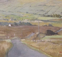 Banning-Paul-Sunlight-and-shadows-The-Yorkshire-Dales-wc-8-x-10-inches.jpg