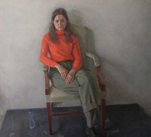Caldwell-David-Girl-with-Orange-Jumper-(Ros)