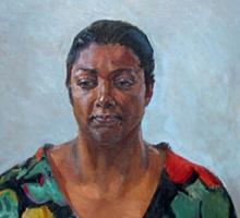 David Miller, A Study for a Portrait