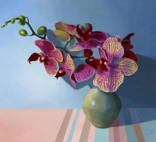 Carole Griffin RBA Orchid Mall Galleries