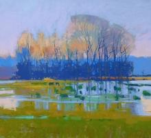 Goodman-Sheila-Watermeadows, Winters Glow