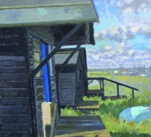 Horton-James-Brian Tibbles Hut Walberswick