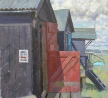 Horton-James-The Ferryman's Hut, Walberswick