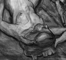 Luigi Vanzan, Persephone (detail)