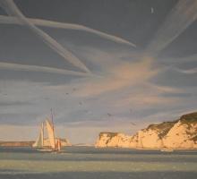 Martin Swan, Leaving Studland Bay
