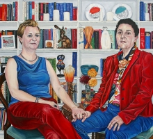 Sarah Jane Moon Mall Galleries Commissions Conversations